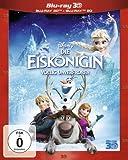 DVD & Blu-ray - Die Eisk�nigin [Blu-ray + Blu-ray 3D]
