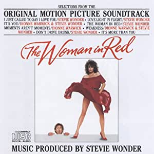 The Woman In Red: Selections From The Original Motion Picture Soundtrack