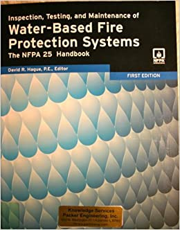 nfpa fire protection handbook pdf free download