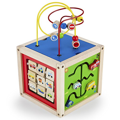 Imagination Generation Wooden Wonders 5-in-1