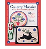 img - for [ [ [ Country Mosiacs for Scrollers and Crafters - IPS [ COUNTRY MOSIACS FOR SCROLLERS AND CRAFTERS - IPS ] By Droege, Frank ( Author )May-01-2003 Paperback book / textbook / text book