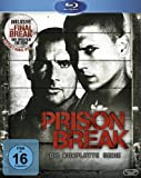 Image de BR * Prison Break Komplett Box BR [Blu-ray] [Import allemand]