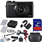 Canon PowerShot G7 X Digital Camera -...