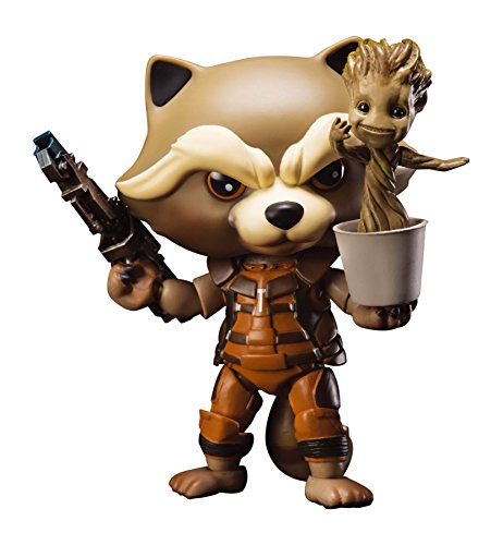 les-gardiens-de-la-galaxie-egg-attack-figurine-rocket-raccoon-with-dancing-groot-10-cm-beast-kingdom