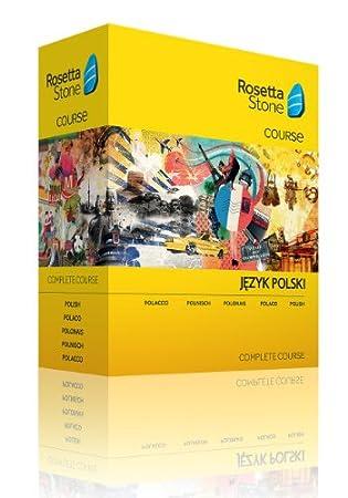 Rosetta Stone Polish Complete Course (PC/Mac)