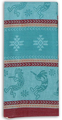 Kay dee designs kokopelli embossed jacquard kitchen tea Kay dee designs kitchen towels