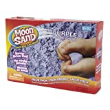 Moon Sand; Planet Purple; 5 Lb Box; no. DS-130503