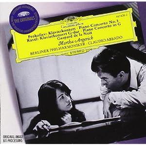 Prokofiev, Ravel: Piano Concertos, etc / Martha Argerich
