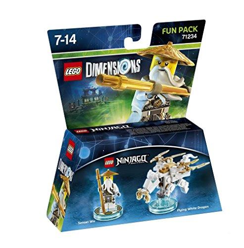 LEGO Dimensions - Fun Pack - Sensei Wu