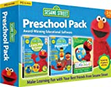 echange, troc Sesame Street Triple Pack - Includes Learn, Play & Grow, Go To Pre-School, Elmos World (PC/Mac) [import anglais]