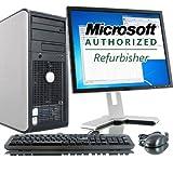 Dell OptiPlex 745 Pentium D 3400 MHz 400Gig Serial ATA HDD 2048mb DDR2 Memo ....