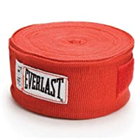 """Everlast Boxing Hand Wraps Red 180"""" from Everlast"""