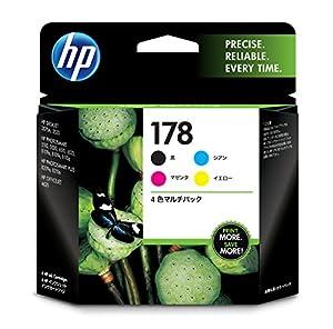 HP178 4色マルチパック