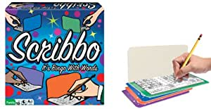 Scribbo Board Game