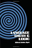 img - for By Alfred J. Ayer Language, Truth and Logic (Dover Books on Western Philosophy) (2e) book / textbook / text book