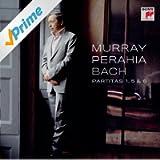 Bach: Partitas Nos. 1, 5 & 6
