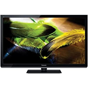 Panasonic VIERA TC-P42UT50 42-Inch 1080p Full HD 3D Plasma TV