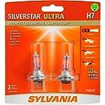 Sylvania H7 SilverStar Ultra Halogen...