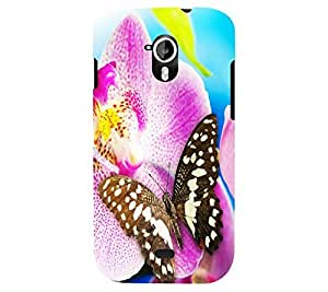 Perfect print back cover for Micromax canvas HD A116