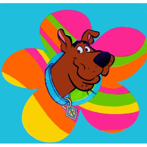 Scooby-Doo! 'Groovy' Small Napkins (16ct) - 1