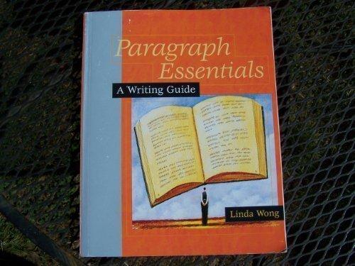 Paragraph Essentials: A Writing Guide