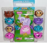 Galerie Zoo Animal Candy Filled Easter Eggs 16 Count by Galerie