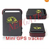 Real time Mini Spy Vehicle CAR Tracker for GSM GPRS GPS system ,Secret tracker Tracking Device TK102