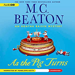 As the Pig Turns Audiobook