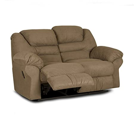 Klaussner Contempo Reclining Loveseat 012013117002