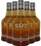 Sourz Pineapple - 6 x 700ml
