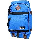 """(ホーボー) hobo『CELSPUN® Nylon """"SIRDAR"""" 31L Backpack by ARAITENT』(Blue)"""