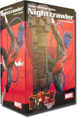 Picture of Diamond Comics X-Men Dark Phoenix Saga Nightcrawler Medium Statue Figure (B000GQ2J6Q) (X-Men Action Figures)