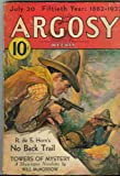 img - for Argosy (1932, Jul 30) book / textbook / text book