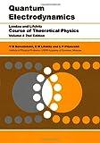 Quantum Electrodynamics, Second Edition: Volume 4 (0750633719) by V B Berestetskii