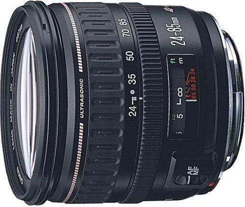 Canon EF 24-85mm f/3.5-4.5 USM Zoom Lens