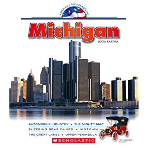 Michigan (America the Beautiful. Third Series)