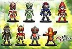 仮面ライダーシリーズ ワールドコレクタブルフィギュア vol.15 全8種セット