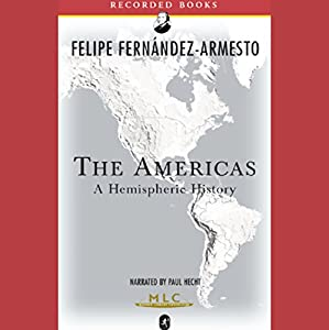 The Americas Audiobook