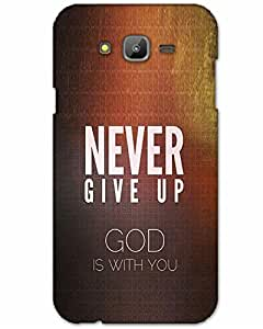 MobileGabbar Samsung Galaxy J7 Back Cover Designer Hard Case