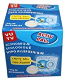Boule-de-Lavage-Clean-Ballz-Machine--Laver-Economique-Ecologique-VU-TV