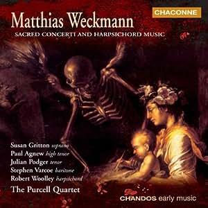 Sacred Concerti / Harpsichord Music