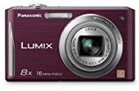 Panasonic 16.1MP Digital Camera with 8x Wide Angle Image Stabilized Zoom and 2.7 inch LCD by Panasonic