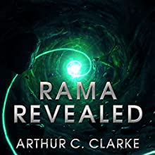 Rama Revealed: Rama Series, Book 4 (       UNABRIDGED) by Arthur C. Clarke Narrated by Toby Longworth