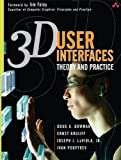 img - for 3D User Interfaces: Theory and Practice (paperback) by Doug A. Bowman (2004-08-05) book / textbook / text book