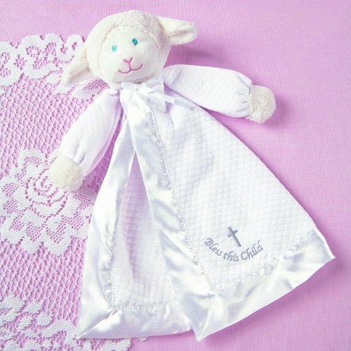 Mary Meyer Christening Blanket, Lamb