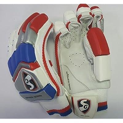 SG Maxilite Ultimate Cricket Batting Gloves- Mens( 15+)- RH