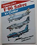 Image of F-86 Sabre in Color - Fighting Colors series (6502)