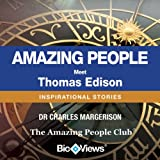 img - for Meet Thomas Edison: Inspirational Stories book / textbook / text book