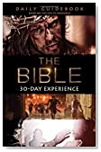 The Bible TV Series 30-Day Experience Guidebook: Based on the Epic TV Miniseries &quot;The Bible&quot;