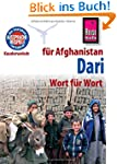 Reise Know-How Sprachf�hrer Dari f�r...